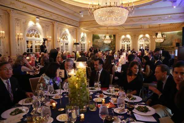 Atmosphere== Cancer Research and Treatment Fund Dinner Gala== Essex House, New York== November 17, 2015== ©Patrick McMullan== Photo-Jimi Celeste/PMC==