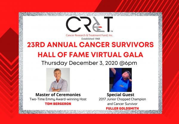 Cancer Survivors Hall of Fame